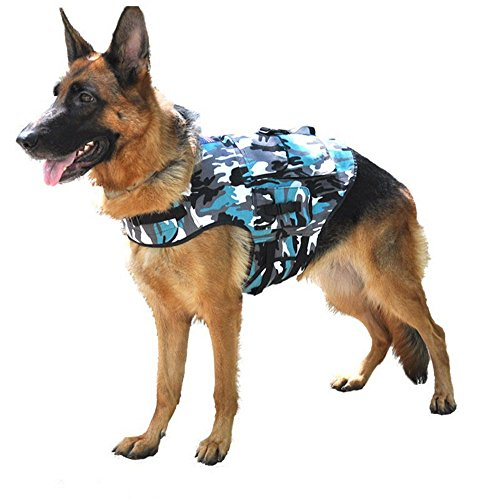 Panda Superstore Pet Dog Out Large Backpack - Versatility Large Dog With A Backpack-Military G by Panda Superstore (Image #1)