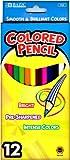 Bazic 12 Color Pencil 144 pcs sku# 311507MA