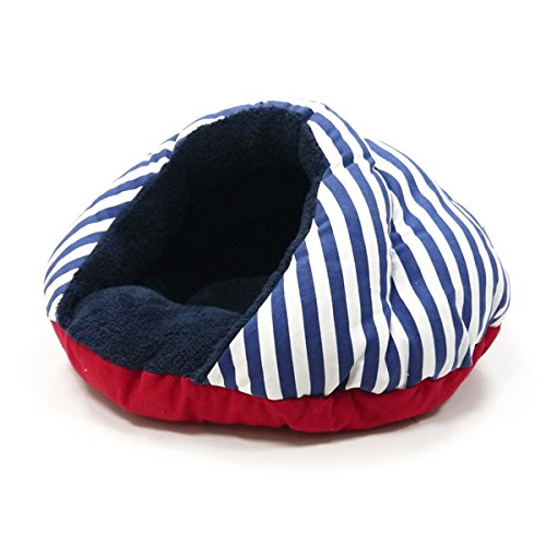 Dogo Burger Bed - Nautical