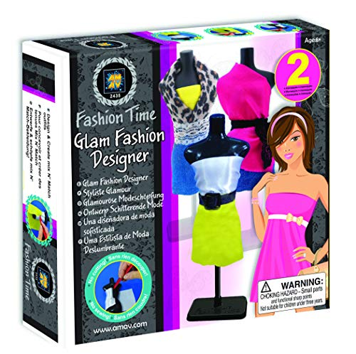 AMAV Toys Fashion Time - Glam Fashion Designer