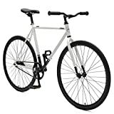 Critical Cycles Harper Coaster Fixie Style Single-Speed Commuter Bike with...