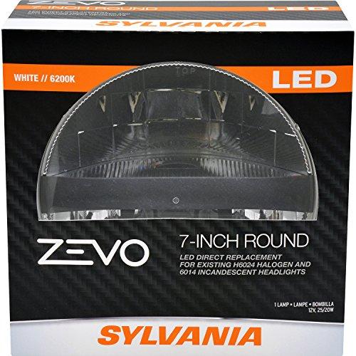 SYLVANIA Round Street Headlight Contains