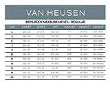 Van Heusen Boys' Big 2-Piece Formal Suit Set, Black Stripes, 18