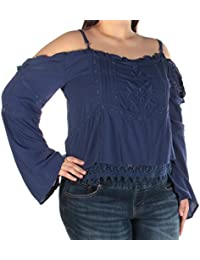 Women's Long Sleeve Rye Peasant Top