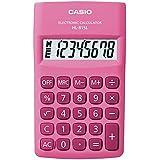 Calculadora Casio de bolso vertical c/ visor 8 dígitos HL-815L-PK