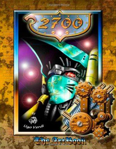 Download The Art Book Of 2700 (Italian Edition) PDF