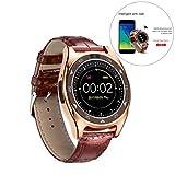 Johlycao Fitness Tracker Smart Bracelet, Sport Bracelet Heart Rate Fitness Wristband Smart Blood Pressure Monitor Watch Activity Tracker Men Women