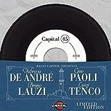 """Radio Capital Presenta: Capital 45 - I Cantautori Genovesi ( [4 7""""]"""
