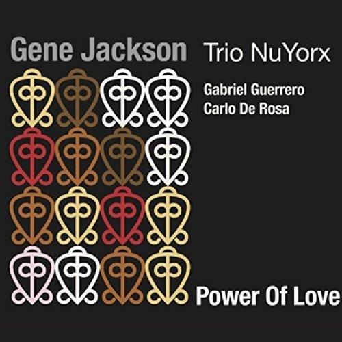 CD : Gene Jackson - Power Of Love (CD)