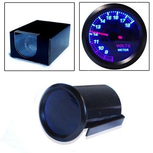 New Automotive Meter Gauges Universal Fit 2' 52mm Volt Voltage Gauge CAR Meter Tint Lens Automotive Meter Gauges Rev9 GAUGE-VOLT