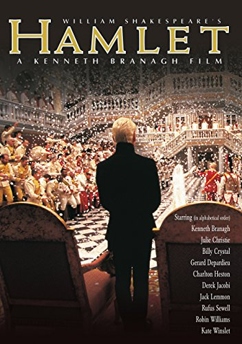Amazon.com: Hamlet (1996): Kenneth Branagh, Julie Christie