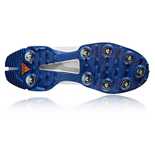 Zapatillas De Fútbol Adidas Hombres Sl22 Full Spike Ii Blanco / Naranja