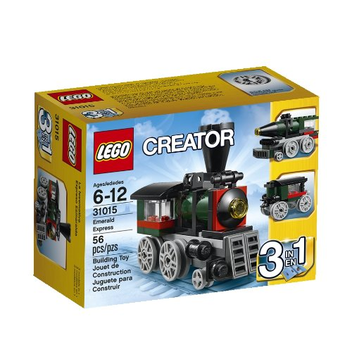 LEGO Creator Emerald Discontinued manufacturer