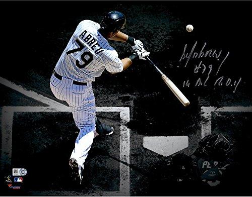 Jose Abreu Chicago White Sox Autographed 11
