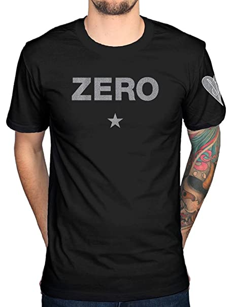 Official Smashing Pumpkins Zero Classic T-Shirt: Amazon.es: Ropa y accesorios