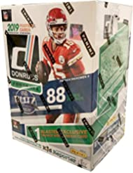 2019 Donruss Football Factory Sealed 11 Pack Blaster Box - Fanatics Exclusive - Football Wax Packs