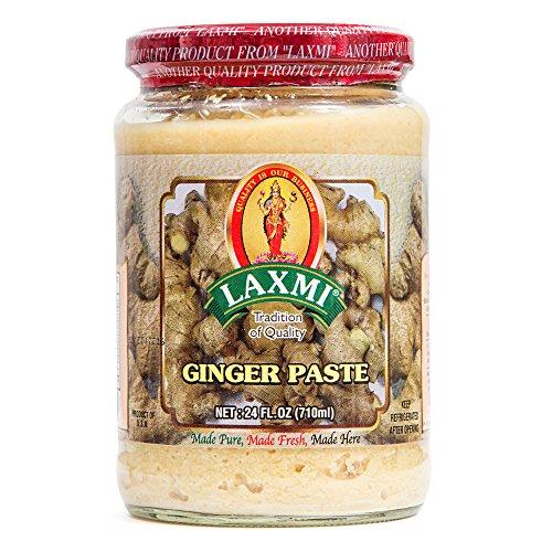 Laxmi Traditional Indian Ginger Cooking Paste - 24oz - Ginger Paste