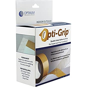 Optimum Technologies Opti Grip Double Sided Carpet And