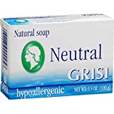 GRISI Soap Neutro, 3.5 Ounce
