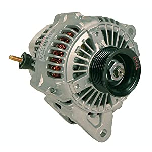 DB Electrical AND0388 New Alternator For 4.0L 4.0 Jeep Grand Cherokee 04 2004 56044678Aa, TJ Series Wrangler 04 2004 56044678AA 121000-4530 11116