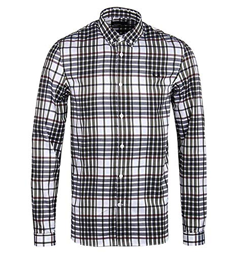 TALLA Small. takestop - Camisa Formal - para Hombre