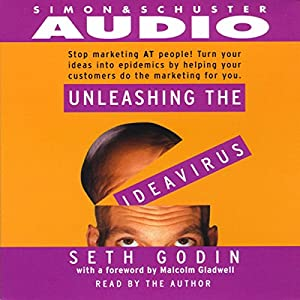 Unleashing the Ideavirus Audiobook