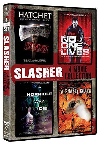 Slasher 4 Dvd Set