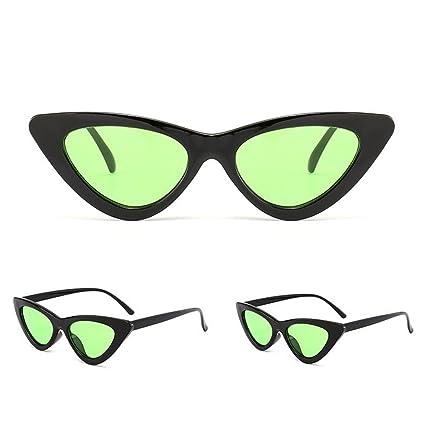 1 gafas de sol unisex con diseño de ojo de gato, montura ...