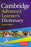 Cambridge Advanced Learner's Dictionary with CD-ROM, , 1107619505