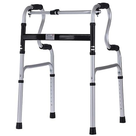 ZYDSD Andador Caminante Plegable Altura Ajustable sin Ruedas ...