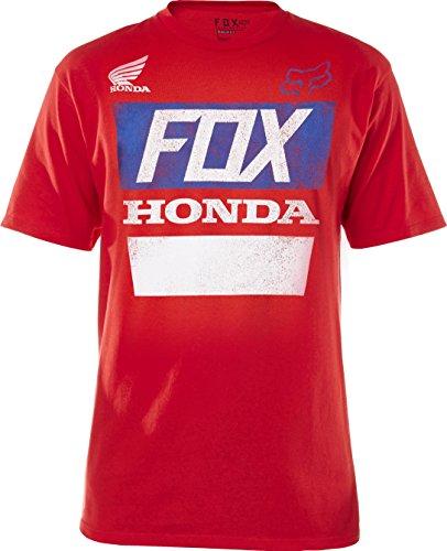 Racing Honda Distressed Basic Short Sleeve