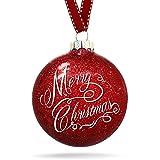 NEONBLOND Christmas Decoration Where Did I Park My Broom? Halloween Orange Wallpaper Ornament