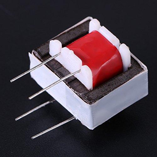 EI14 Isolation Transformer,10 pcs/Pack 600:600 Ohm 1:1 EI14 Isolation Transformer Audio Transformers