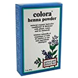 Colora Henna Powder Hair Color Apricot Gold 2oz (3 Pack)