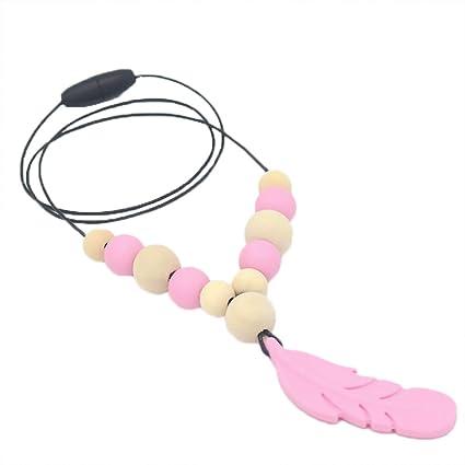 WINTER SONG Dummy Chain con nombre para niñas y niños Chupetes ...