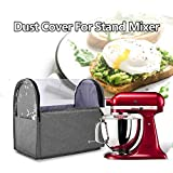 Yarwo Visible Stand Mixer Cover for 6-8 qt