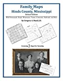 Family Maps of Hinds County, Mississippi