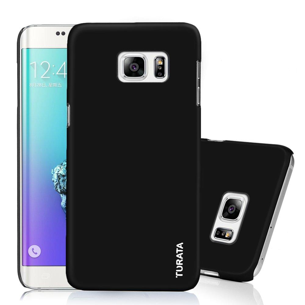 Carcasa Samsung Galaxy S6 Edge Plus - TURATA Funda Cover Case Calidad Pintado de Superficie Anti-deslizante Pintura de Cuatro Niveles Diseñado para ...