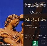 Mozart - Requiem / Panzarella, Stutzmann, Prégardin, Berg, Les Arts Florissants, Christie