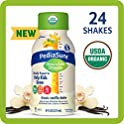 24-Count 8 fl oz PediaSure Organic Kid's Nutrition Shake