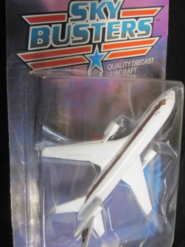 DC10 Thai Commercial Air Line Matchbox 1988 Edition Sky Busters Series