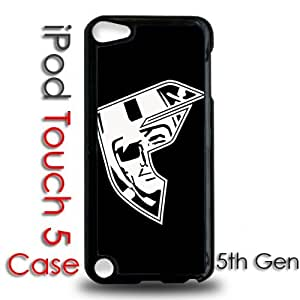 IPod 5 Touch Black Plastic Case - Famous Stars and Straps Raiders by supermalls