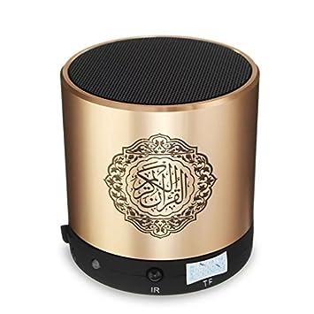 amazon com sq200 remote control speaker portable quran speaker mp3