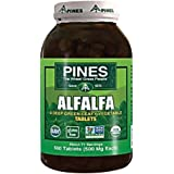 Pines International Pines International Alfalfa Tablets, Organic, 500 Count
