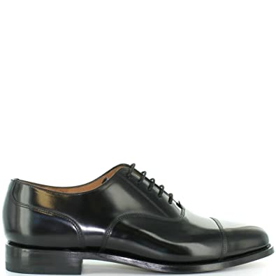 f1853472 Loake 200B 11 Black: Amazon.com.au: Fashion