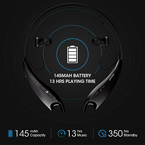 mpow jaws gen 3 bluetooth headphones call vibrate alert import it all. Black Bedroom Furniture Sets. Home Design Ideas