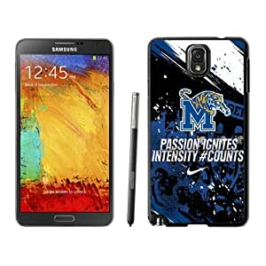 Customized Samsung Galaxy Note 3 Case Ncaa AAC American Athletic Conference Memphis Tigers 01
