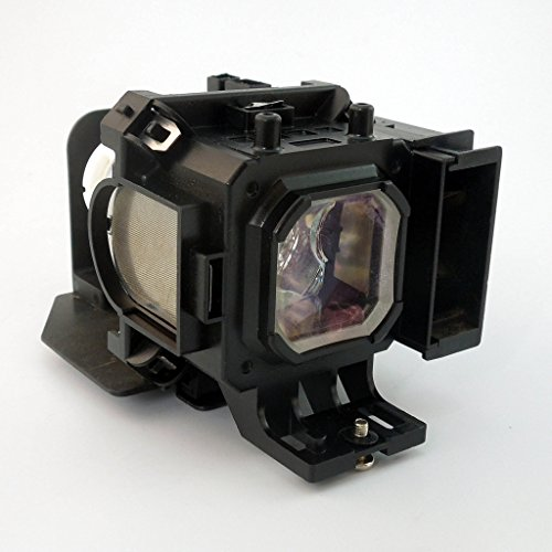 (CTLAMP Projector Replacement Lamp/Bulb LV-LP26/1297B001AA/456-8779/VT85LP with Housing for CANON LV-7250/LV-7260/LV-7265; Dukane Imagepro 8779;NEC VT480,VT490,VT491,VT495,VT580,VT590,VT595,VT695)