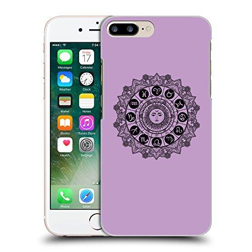 GoGoMobile Coque de Protection TPU Silicone Case pour // Q08610617 Zodiac 1 Bright Ube // Apple iPhone 7 PLUS