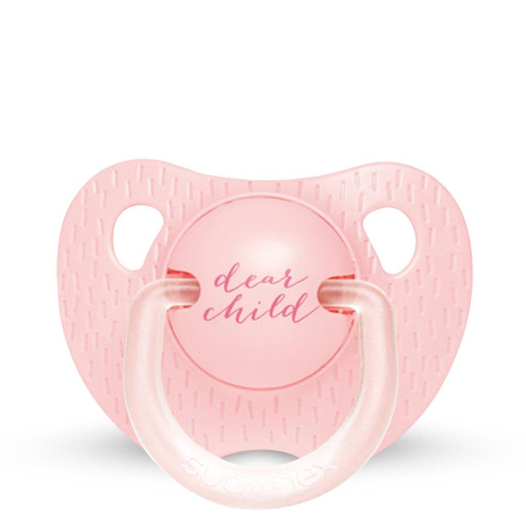 Amazon.com: Chupete para bebés con diseño de Su Wei Ni Qi ...